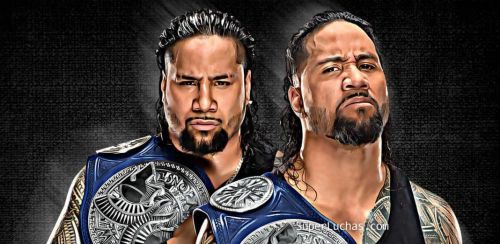 Smackdown Live tag team champions The Usos.