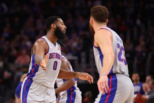 Andre Drummond has been playing at a whole another level after coming back from injury