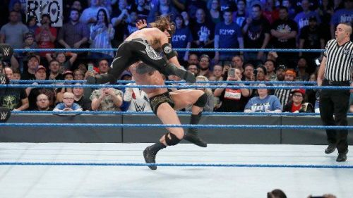 Orton and Styles are capable of having a classic