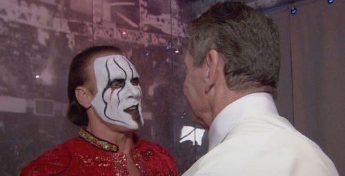 Sting and Vince
