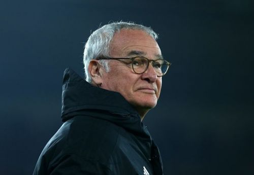 Claudio Ranieri was sacked by Fulham earlier this week