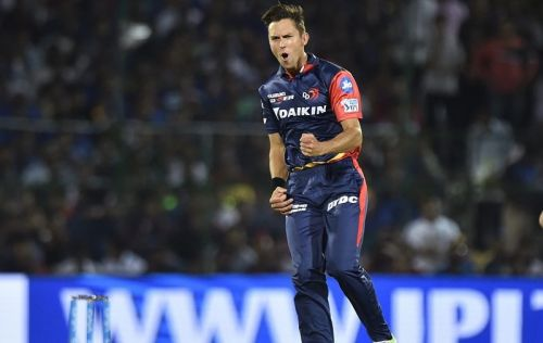 Trent Boult will spearhead the attack for the Delhi Capitals