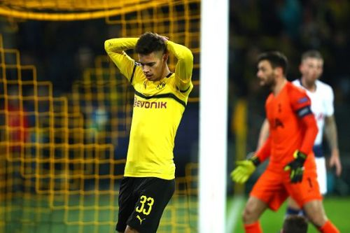 Weigl rueing missed chance against the unpenetrable Lloris