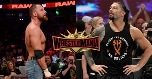 WWE still has not announced Roman Reigns and Dean Ambrose's WrestleMania opponents