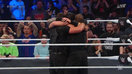 the shield last match at fastlane