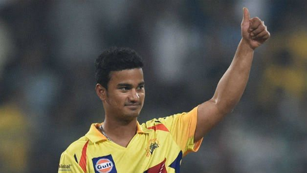 Pawan Negi came to limelight when his IPL franchise Chennai Super Kings began to use Negi as a pinch-hitter. Negi is an all-rounder who can bowl handy spin and can hit the long ball.