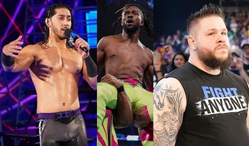 Could a triple threat match take place to determine new #1 contender?