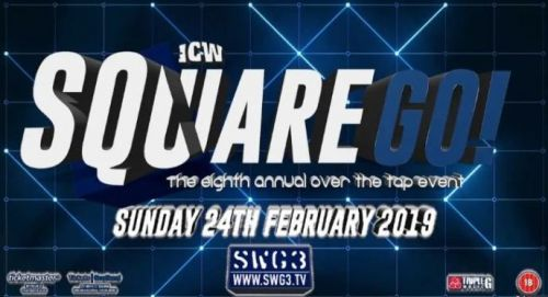 The first great ICW event of the year.