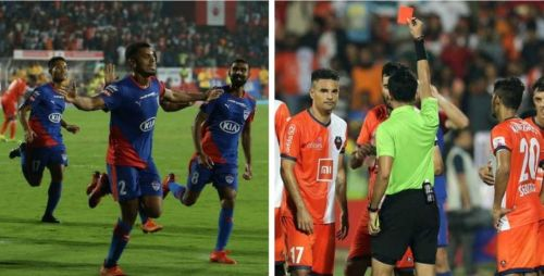 Rahul Bheke's header and Ahmed Jahouh's red card played massive roles in deciding the outcome of the ISL final