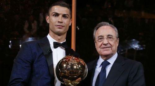 Despite winning so much for the club, Ronaldo often felt under-appreciated.