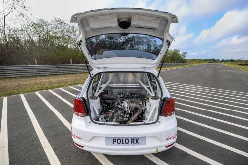 Rear Mounted Engine - VW Polo
