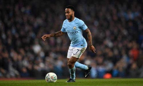 Sterling's amazing display got City 3 points