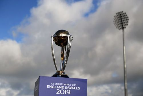 ICC Cricket World Cup 'Wickets' Campaign Arrives in Taunton