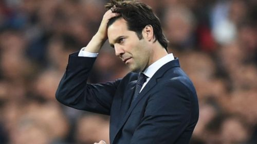 Santiago Solari is the latest manager to be sacked by Real Madrid