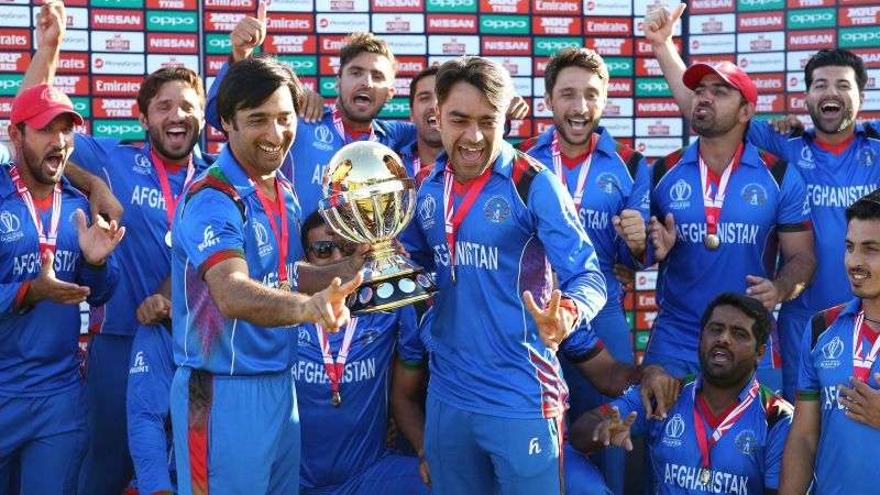 The Afghanistan Cricket Team is a force to be reckoned with.