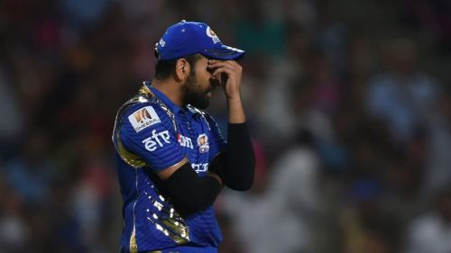 Rohit Sharma could not lead Mumbai to victory in their first game.