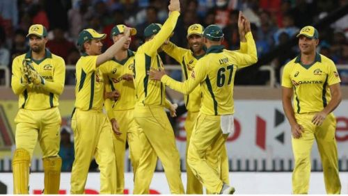 The Australian team will be high on confidence after beating India in India