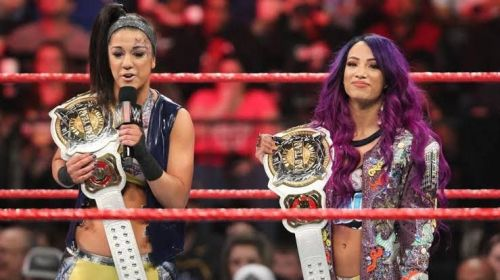 The Women's Tag Team Champions