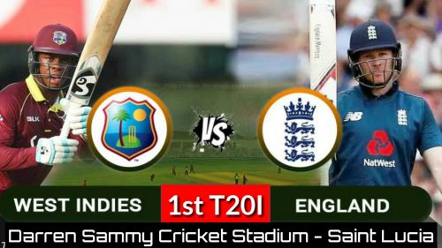 Windies will host England in three match T20I series.