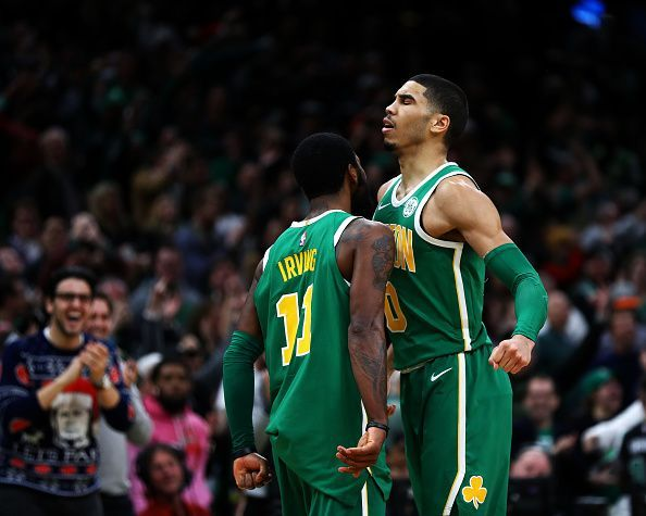 Jayson Tatum needs to step up his game