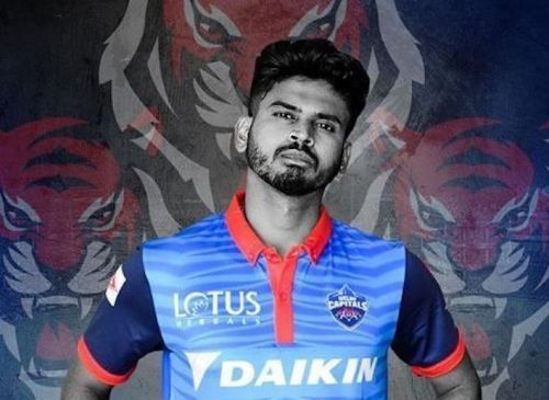 Shreyas Iyer will be leading the Delhi Capitals in IPL 2019