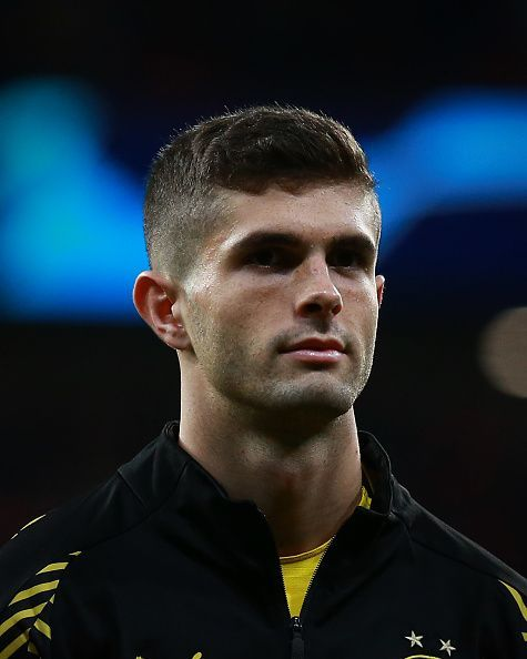 Christian Pulisic Profile Picture