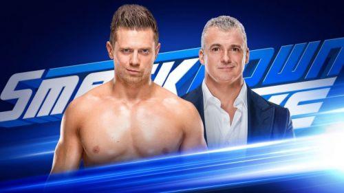 WrestleMania 35: Falls Count Anywhere Match: The Miz vs Shane McMahon