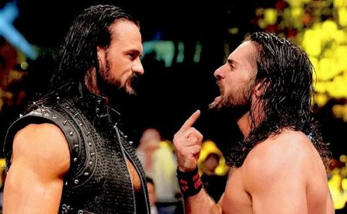 The Beast Slayer vs The Scottish Psychopath would definitely be a great feud