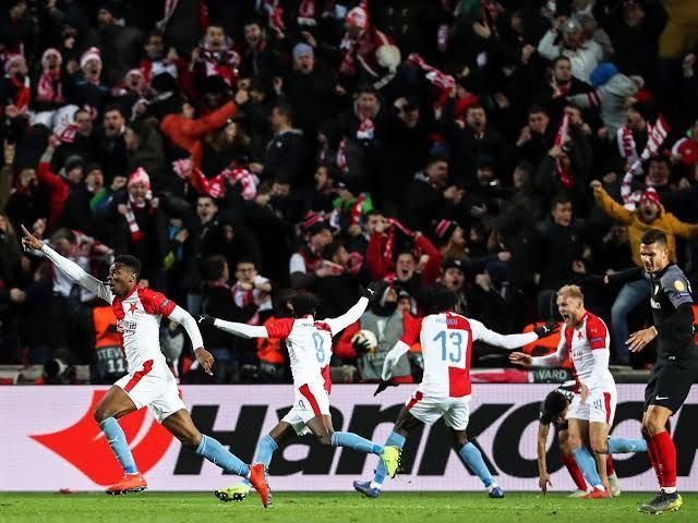 Slavia Prague could stun Chelsea on their home ground