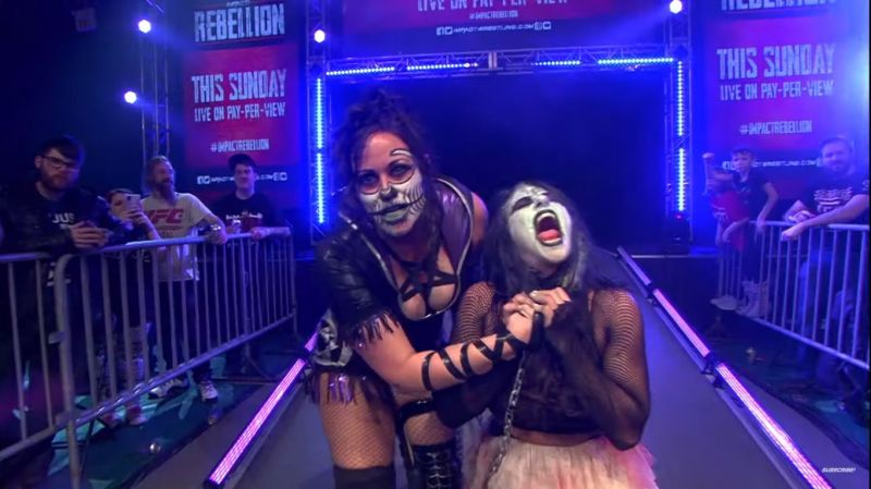 Rosemary kidnapped one of the members of Su Yung