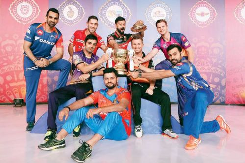 Ipl Series All Team's Players