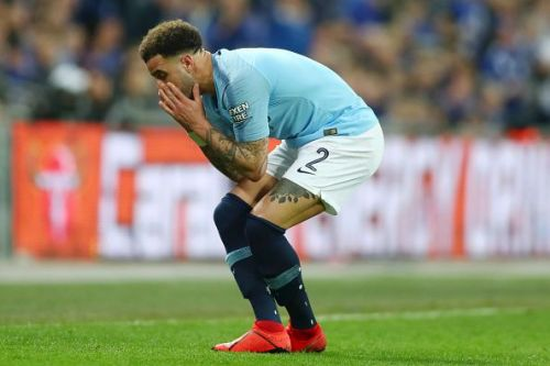 Kyle Walker's productivity at Manchester City has been abysmal this season