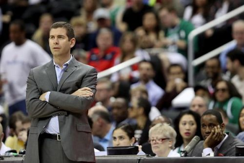 Brad Stevens might not be happy with the way the Regular Season has gone but The Celtics have the potential to go deep into the playoffs