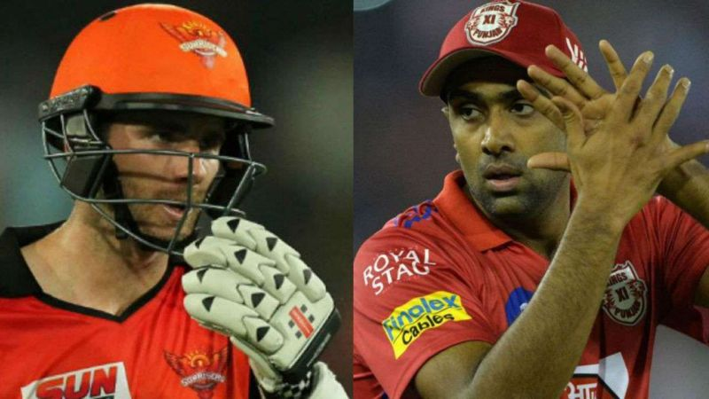 SRH take on KXIP in a crucial game for both teams (Picture Courtesy: BCCI/ IPLT20.com)