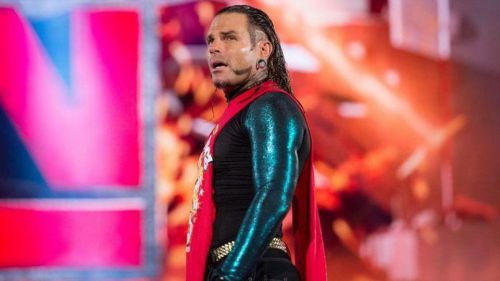 Jeff Hardy is one of the kings of ladder matches