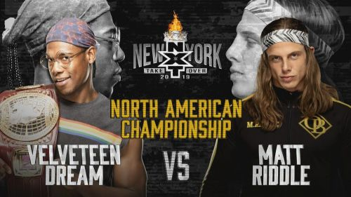 Two very different characters will clash for the NXT North American Title.