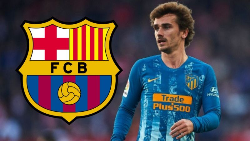 Griezmann is a top target for Barcelona this summer