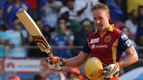 AB de Villiers is the only player to have scored a century in MI vs RCB matches played at the Wankhede.