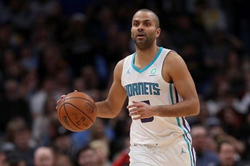 After spending 15 years with the Spurs, Parker joined the Hornets last summer