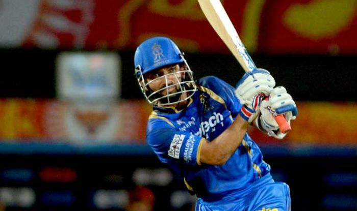 Ajinkya Rahane is the only Indian batsman to score a half-century in RR vs SRH matches played at Sawai Mansingh Stadium.