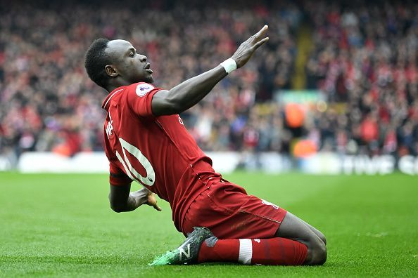 Mane has been superb for Liverpool