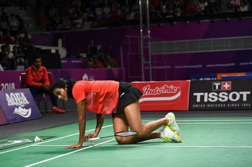 PV Sindhu, along with Verma and Nehwal fall in the quarters of the Badminton Asia Championships