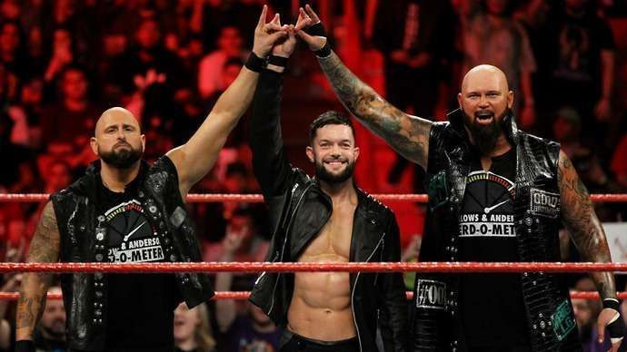Luke Gallows and Karl Anderson could become the new tag team champions
