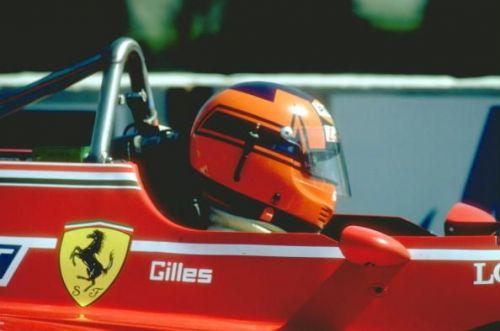 Gilles Villeneuve is a motorsport icon