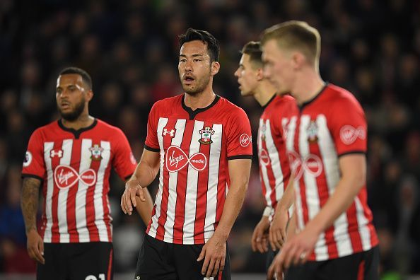 Southampton were impressive despite loss