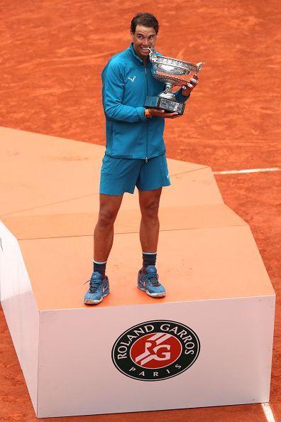 2018 French Open: Nadal cherishes La Undecima moment
