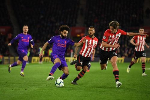 Liverpool come from behind to beat Southampton 3-1