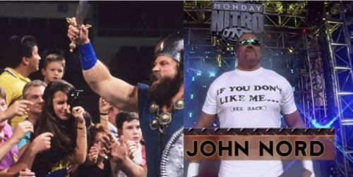 Former WCW and WWE Superstar John Nord aka The Berzerker was reportedly arrested a few days back