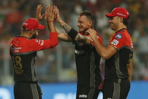 Steyn's return has bolstered the RCB bowling attack