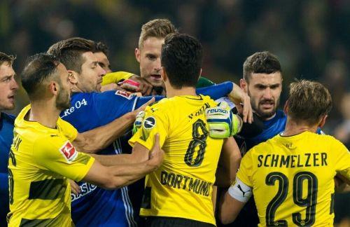 Borussia Dortmund vs Schalke: The Ruhr derby takes centre stage
